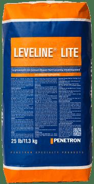 Leveline Lite Light Weight Self Leveling Underlayment System Bag Mix