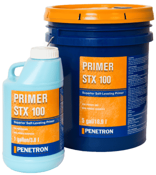 Penetron Self Level Primer for Non Porous Surface