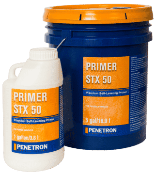 Acrylic Primer for Self Level Underlayment Systems