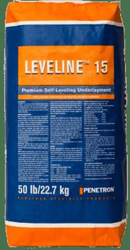 Self Level Underlay Material Bag Mix Penetron Leveline