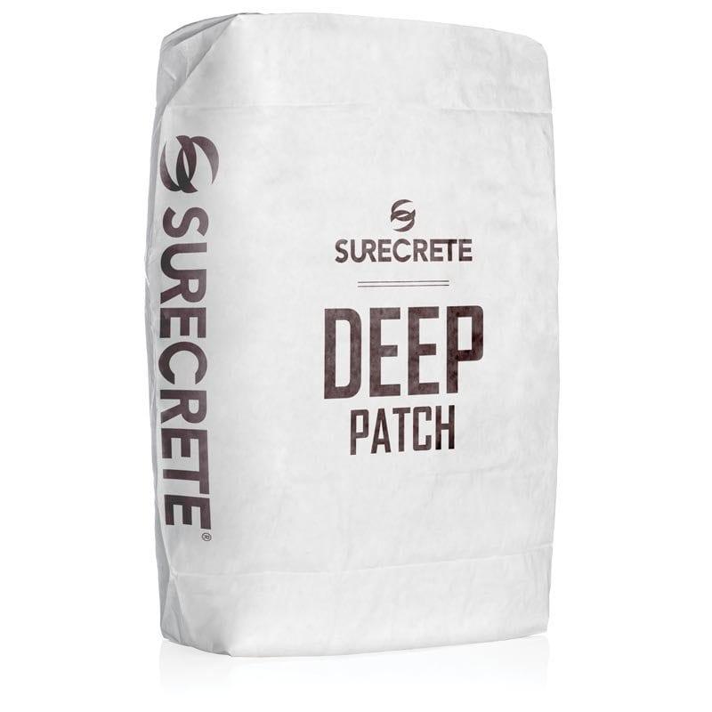 Deep Patch thick concrete repair mortar