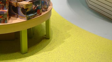 Commercial Strength Decorative Epoxy Floor Coatings