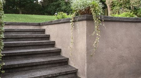 Vertical Concrete Overlay Bag Mix Materials