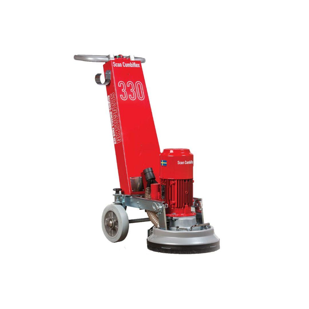 Scanmaskin 330 Concrete Grinder - Turning Point Supply