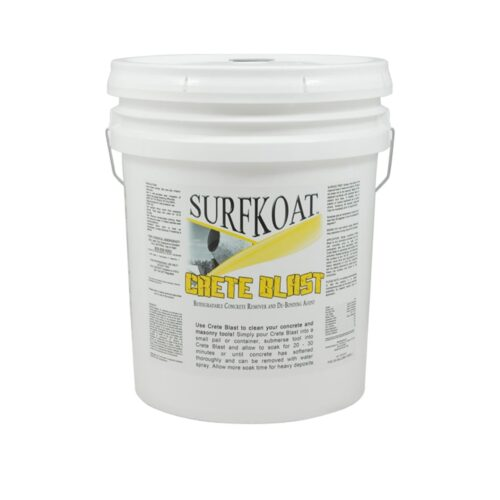 5 Gallons Crete Blast Biodegradable Cement De-Bonding Agent Charlotte and Raleigh North Carolina